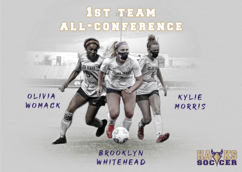 1st Team All Conference Women