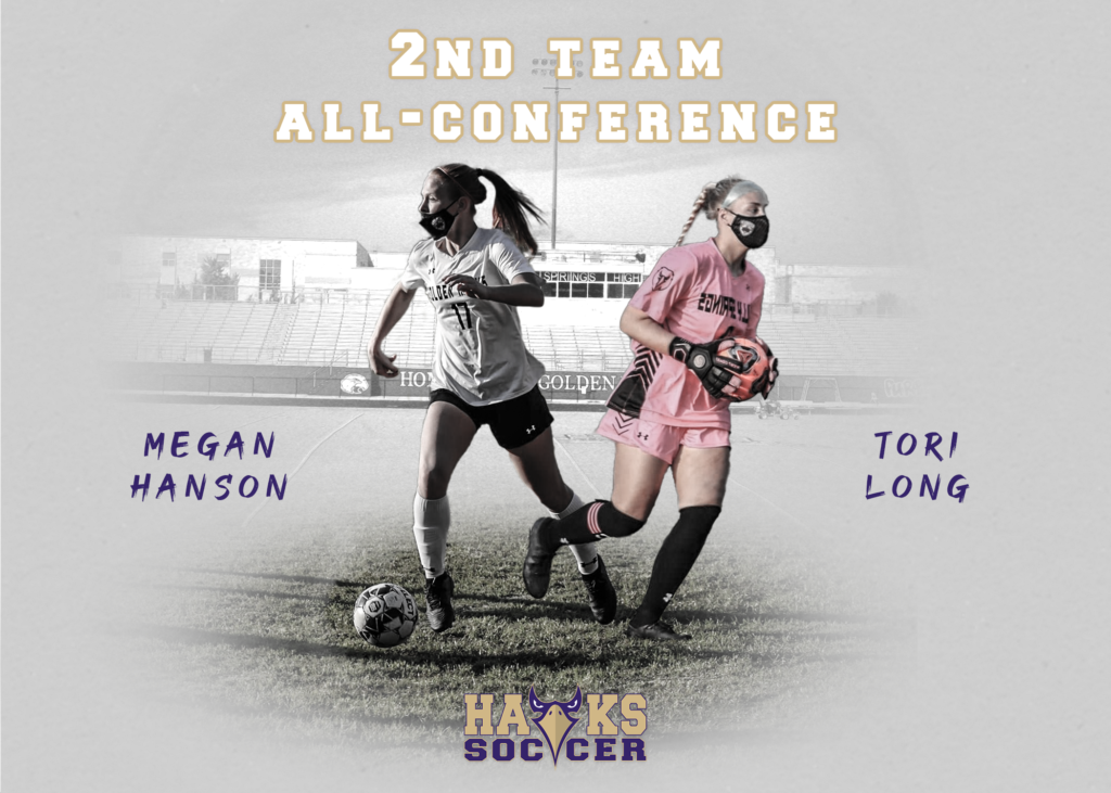 2nd Team All Conference Women